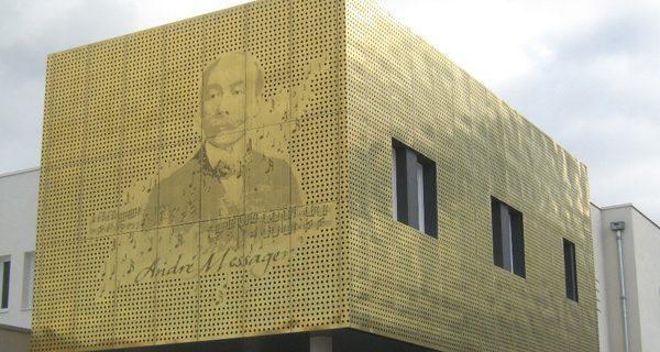 Architecture Brass 3