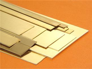 Brass Strips/Sheets