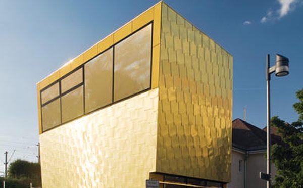 Architecture Gold 1