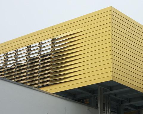 Architecture Gold 2