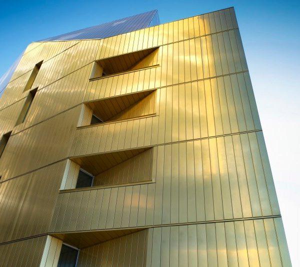Architecture Gold 3