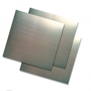 Nickel Silver Sheet